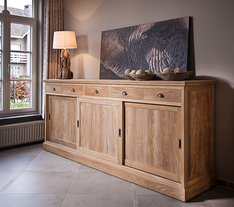 Meubels en teck liquidation total de stock d 39 un importateur en meubles e - Meuble en teck d occasion ...