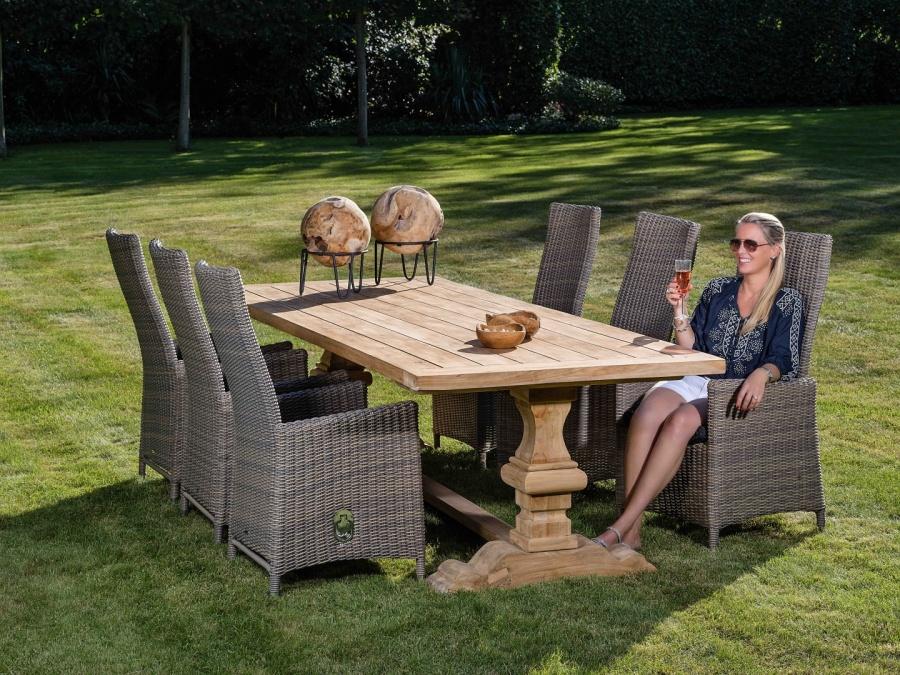 Meuble de jardin de l 39 importateur jusqu 39 a 70 for Importateur meuble